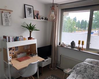 Kamer in Amsterdam, Laan van Vlaanderen op Kamernet.nl: Mooie en goedkope tijdelijke kamer Amsterdam