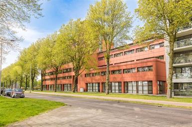 Kamer in Rotterdam, Prinsenlaan op Kamernet.nl: Studio aan voorzijde pand op begane grond