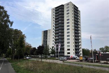 Kamer in Apeldoorn, Kalmoesstraat op Kamernet.nl: Mooi 4 kamer appartement