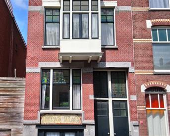 Kamer in Rotterdam, Oostzeedijk Beneden op Kamernet.nl: Huis met karakter! TIJDELIJK te huur