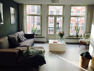 Kamer in Amsterdam, Derde Oosterparkstraat op Kamernet.nl: Mooi appartement in leuke buurt