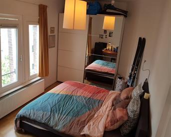 Kamer in Amsterdam, Van Woustraat op Kamernet.nl: Tijdelijk grote kamer met woonkamer