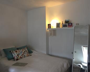 Kamer in Maastricht, Wycker Grachtstraat op Kamernet.nl: Onderhuur mei tot en met juli kamer in Wyck