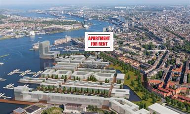 Kamer in Amsterdam, Narva-eiland op Kamernet.nl: Unfurnished, ground floor apartment in Amsterdam West