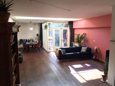 Kamer in Utrecht, Antonius Matthaeuslaan op Kamernet.nl: Groot appartement op steenworp van Griftpark