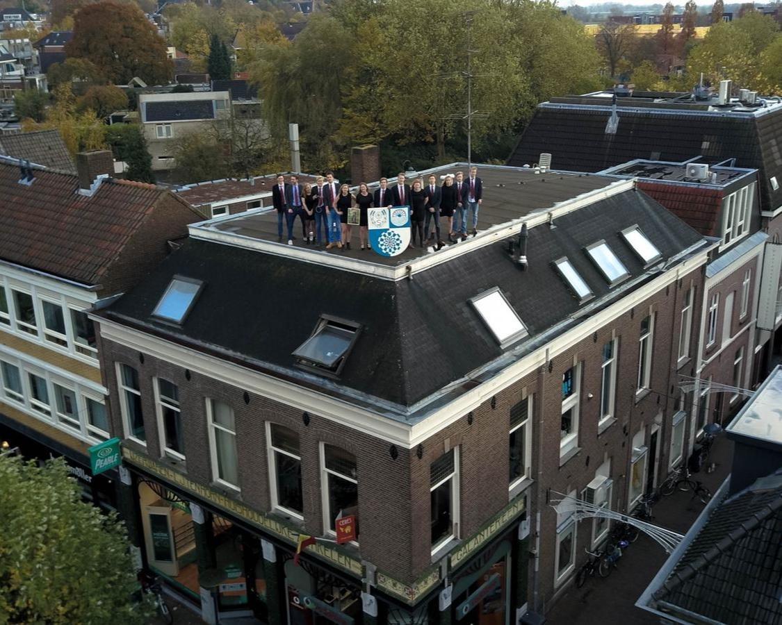 Kamer te huur in de Molenstraat in Wageningen