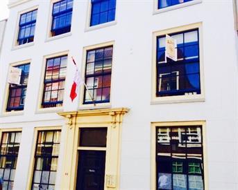 Kamer in Leiden, Hogewoerd op Kamernet.nl: Het Superhuis gaat hospiteren!