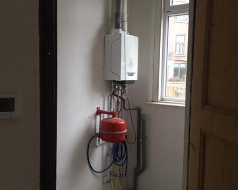 Appartement aan Ruilstraat in Rotterdam
