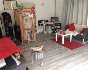 Kamer in Maastricht, Ruttensingel op Kamernet.nl: 27m2 gemeubileerde kamer