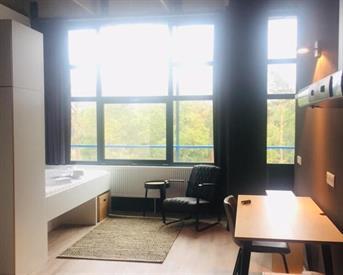 Kamer in Enschede, De Veldmaat op Kamernet.nl: Ruime studio aan de Universiteit Twente
