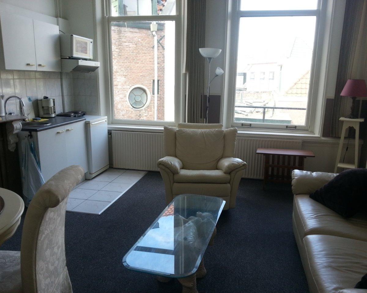 Kamer te huur in de Ankerstraat in Den Haag