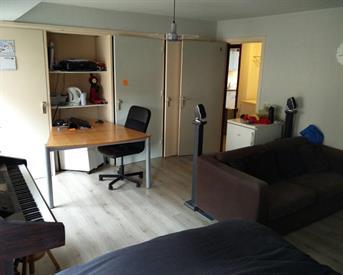Kamer in Maastricht, Heugemerweg op Kamernet.nl: ruime gestoffeerde kamer