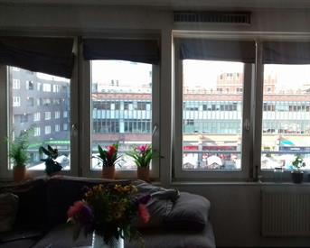 Kamer in Amsterdam, Gulden Winckelplantsoen op Kamernet.nl: Room in nice new apartment