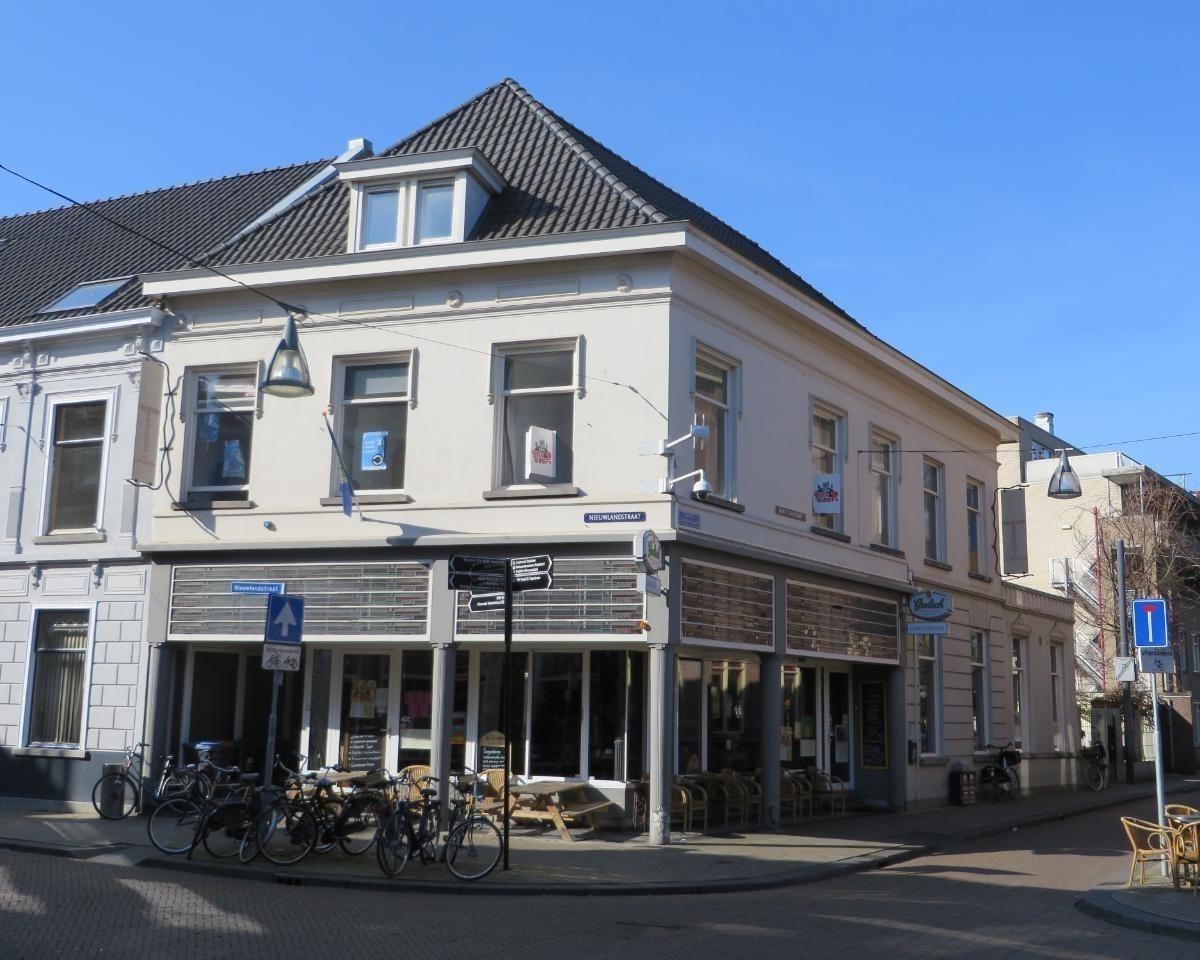 Kamer te huur in de Nieuwlandstraat in Tilburg