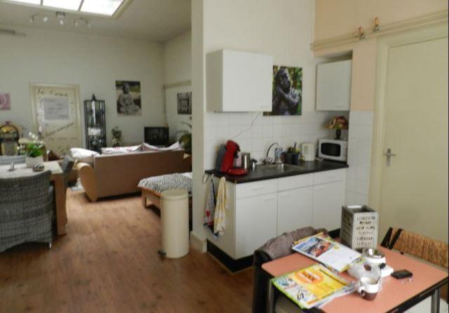 Studio at Wilhelminapark in Tilburg