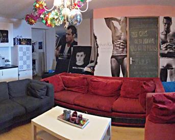 Kamer in Delft, Kloosterkade op Kamernet.nl: Vaste huisgenoot (v) in meisjeshuis