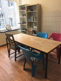 Kamer aan Wycker Brugstraat in Maastricht