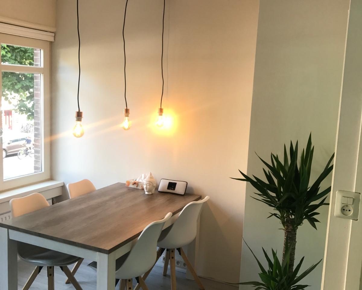 Appartement aan Olympiaweg in Amsterdam