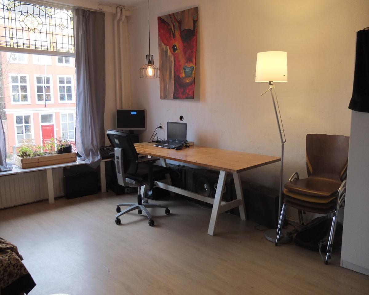 Kamer aan Oude Delft in Delft