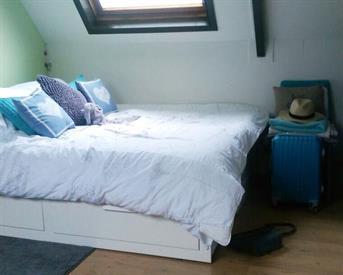 Kamer in Zeist, Nooitgedacht op Kamernet.nl: Ruime kamer met veel licht