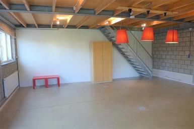 Kamer in Maastricht, van Akenweg op Kamernet.nl: Loods/bedrijfsruimte van ongeveer 60m2