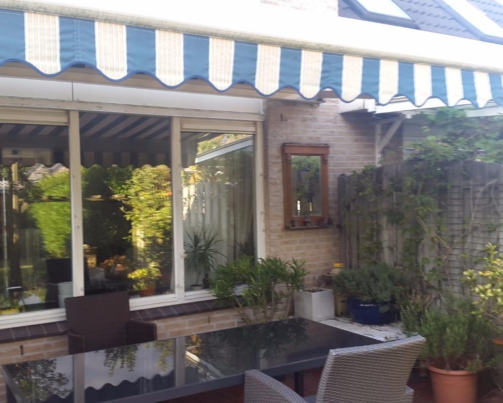 Kamer aan Ocelotplantsoen in Almere