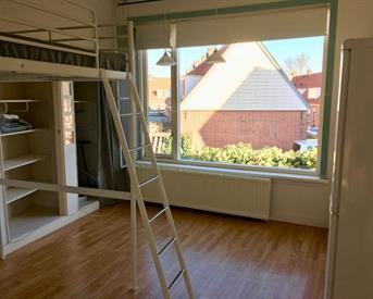 Kamer in Leeuwarden, Oostersingel op Kamernet.nl: Mooie lichte kamer in centrum met eigen keuken