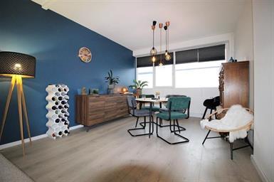 Kamer in Amsterdam, Merckenburg op Kamernet.nl: Spacious and furnished 1-bedroom apartment