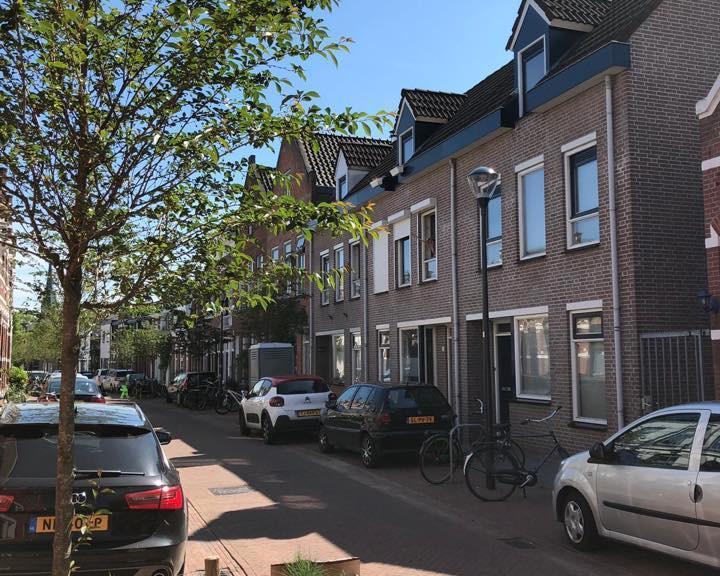 Kamer te huur in de Tweede Markstraat in Breda