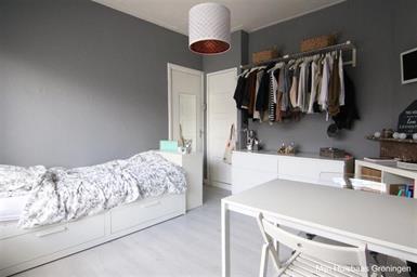 Kamer in Groningen, Helper Weststraat op Kamernet.nl: Nette kamer in gemengd huis