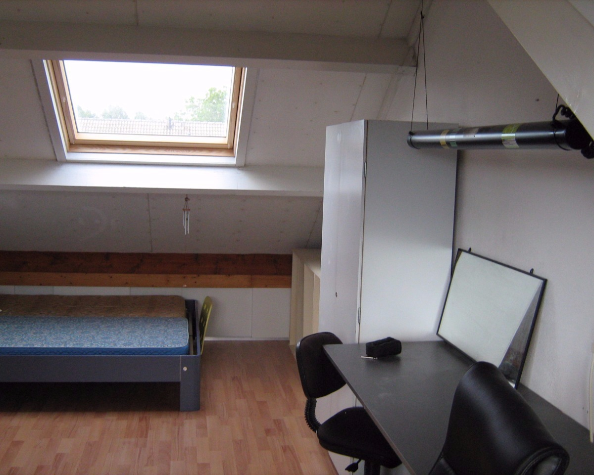 Kamer aan Lieshoutstraat in Arnhem