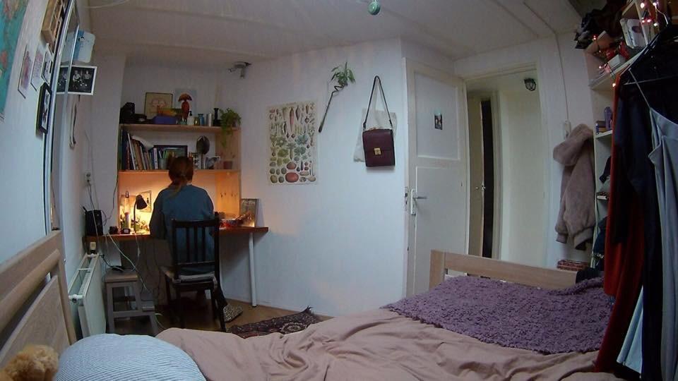 Kamer te huur in de Kolkstraat in Haarlem