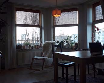 Kamer in Amsterdam, Granidastraat op Kamernet.nl: Mooi appartement te huur(tijdelijk) 23 dgn
