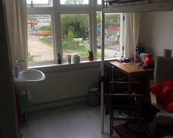 Kamer in Groningen, Parkweg op Kamernet.nl: Kamer te huur Parkweg 99a