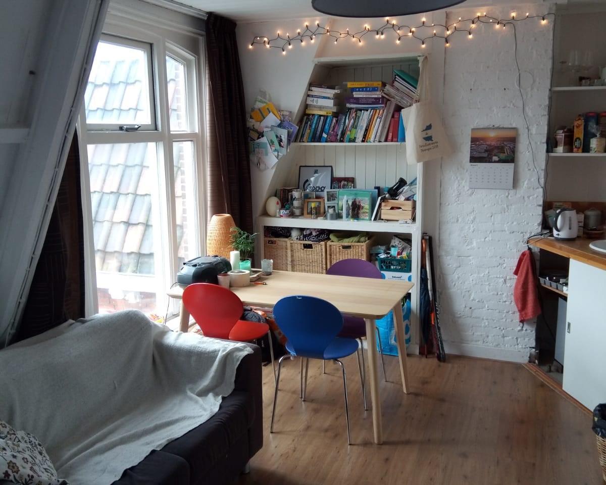 Kamer te huur in de Verlengde Nieuwstraat in Groningen