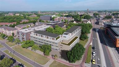 Kamer in Oss, Wethouder van Eschstraat op Kamernet.nl: Wooncomplex in Oss