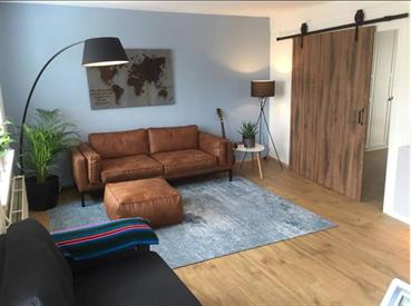 Kamer in Utrecht, Wijde Begijnehof op Kamernet.nl: Mooi en geheel gerenoveerde 2-kamerappartement