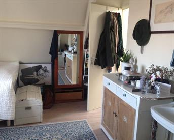 Kamer in Den Haag, Groot Hertoginnelaan op Kamernet.nl: Zolderkamer met aparte keuken in herenhuis