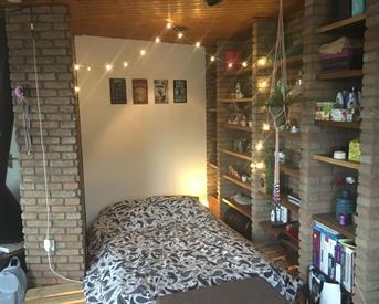 Kamer in Enschede, Haaksbergerstraat op Kamernet.nl: Mooie, ruime kamer te huur