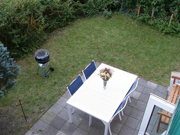 Kamer in Amsterdam, Theodorus Majofskistraat op Kamernet.nl: Ruime kamer -met registratie- met eigen tuin.