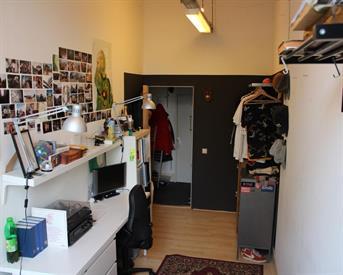 Kamer in Delft, Voorstraat op Kamernet.nl: Kamer aan de gracht