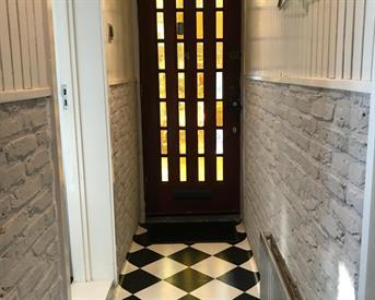 Kamer in Rotterdam, De Savornin Lohmanlaan op Kamernet.nl: Gemeubileerd appartement met eigen tuin