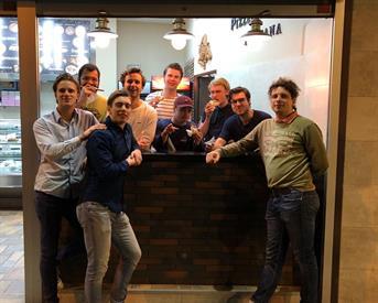 Kamer in Wageningen, Riemsdijkstraat op Kamernet.nl: Mannenhuis zoekt nieuwe huisgenoot