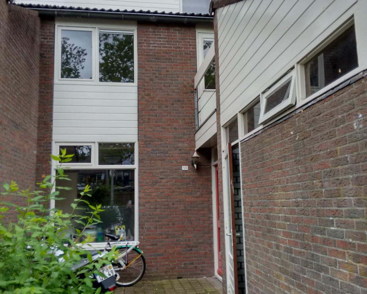 Kamer te huur in de Fioringras in Leeuwarden