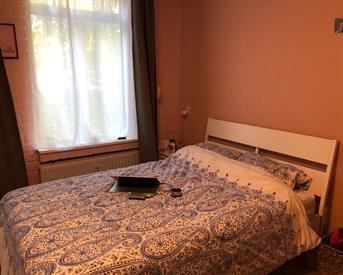 Kamer in Enschede, Mina Krusemanstraat op Kamernet.nl: Tijdelijke kamer in gezellig studentenhuis