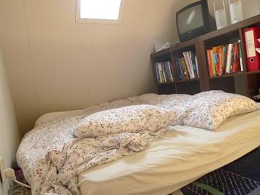 Kamer in Groningen, Helper Weststraat op Kamernet.nl: Goedkope kamer met praktische slaapvide!