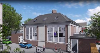 Kamer in Arnhem, Schoolstraat op Kamernet.nl: Prachtige, comfortabele en vrijwel volledig nieuwe appartementen