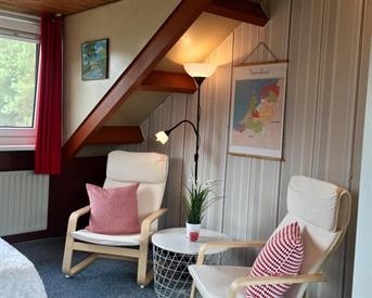 Kamer in Haarlem, Wenenstraat op Kamernet.nl: Vernieuwde Gehele Kamer op de 3e Verdieping