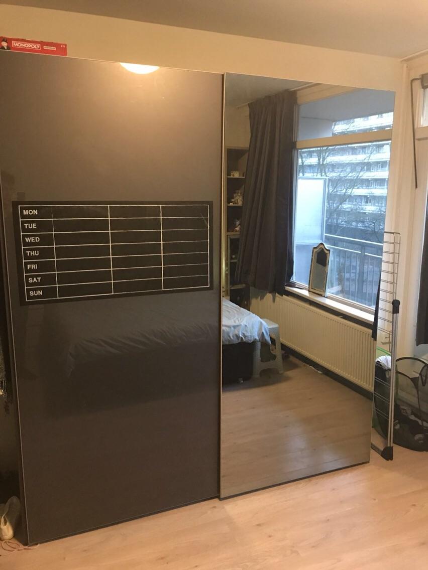 Kamer aan Spinnekop in Amsterdam