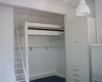 Kamer in Groningen, Nieuwe Kijk in 't Jatstraat op Kamernet.nl: Zonnige kamer in centrum